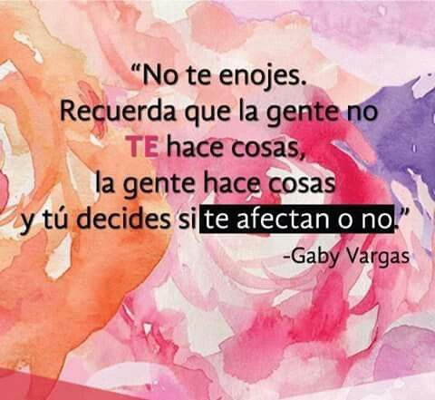 Tu decides / Gaby Vargas.