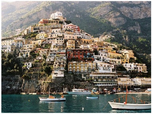 """""""Positano bites deep. It is a dream place that isn't quite real when you are there and becomes beckoningly real after you have gone."""" -- Steinbeck"""