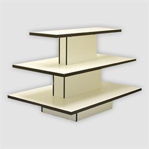 FK 3 Tier Rectangular Display Table  #RetailStoresSupplies #ApparelStoresEquipment #TexasStores #DisplayTable Great Prices @$275