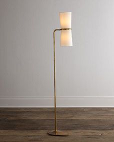 18 best floor lamps images on pinterest floor standing lamps aerin clarkson floor lamp mozeypictures Choice Image