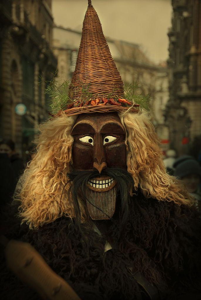 Masked Busós | Flickr - Photo Sharing!