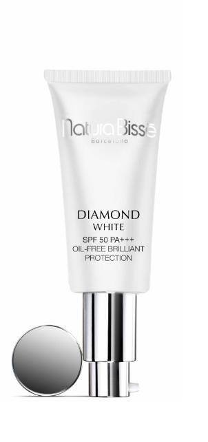 Por mucho, el mejor CC Cream del mundo! Diamond white oil free brillante SPF50 #NaturaBisse