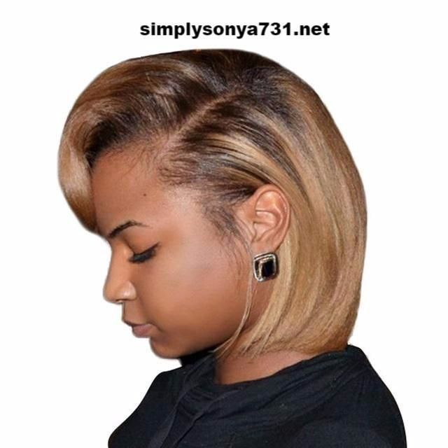 New arrival: Ombre Brazilian S... Buy it now: http://simplysonya731.net/products/ombre-brazilian-straight-hair-weave-non-remy-1b-27-10-inch-short-blonde-bob?utm_campaign=social_autopilot&utm_source=pin&utm_medium=pin