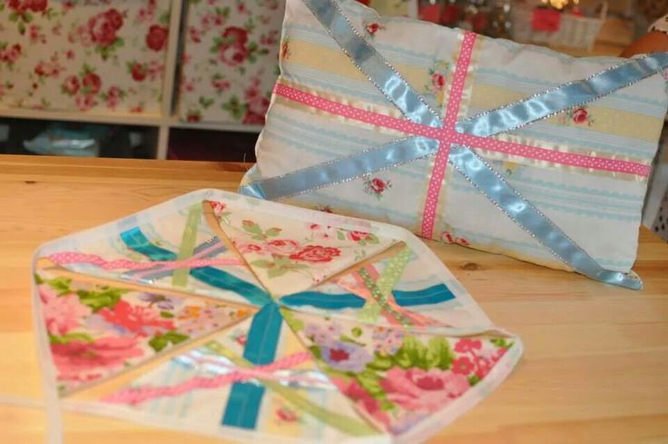 Cushion and Bunting