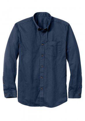 Eddie Bauer | Herren - Hemden | Hemden aus Leinen und Flanell mit Langarm oder Stehkragen in vielen Farben