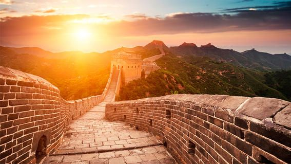 Mitos sobre la Muralla China