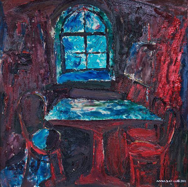 #NikolayMalafeev #canvasprint #print #buypainting #buyart #art #perspective #reflection #officedecor #homedecor #decor #decorative #design #texture