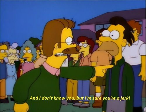 The Simpsons Lenny Quotes | The Simpsons Forever