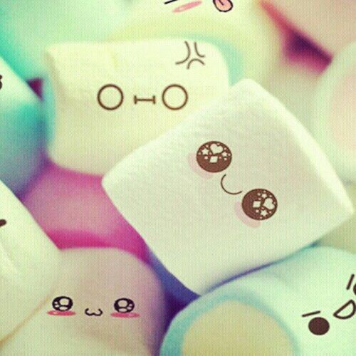 Lol, Marshmallows And Faces