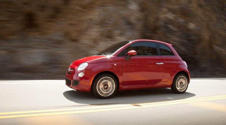 Welcome the all new 2014 Fiat 500 Sport, featuring amazing fuel economy at 34 mpg in the city and 34 on the highway. Make commuting fun again! #wishlistwednesday #driveinstyle #bella #rosso