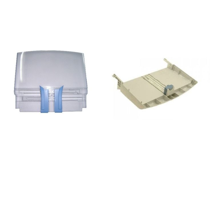 HP 1000/1200 Paper Tray RG0-1013 and Cover RG0-1014-030