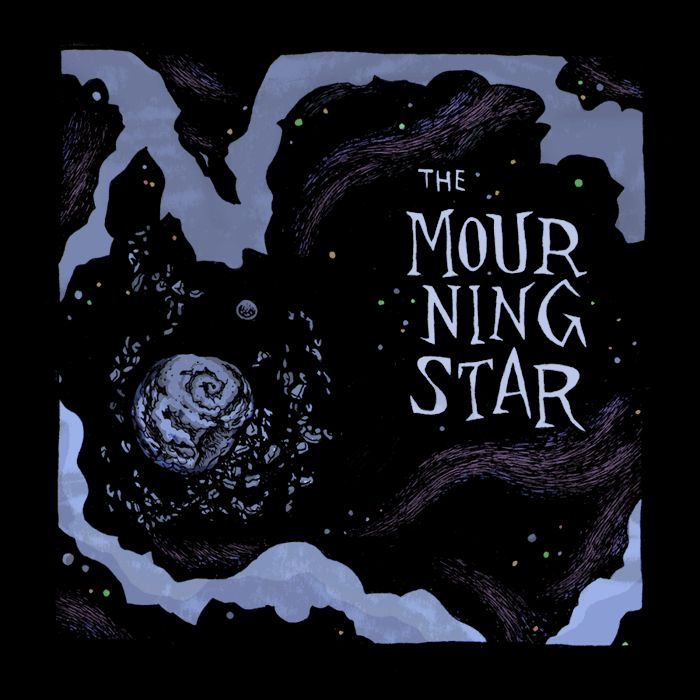 Mourning Star by Kazimir Strzepek