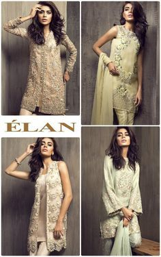 """Khadijah Shah is coming to Ensemble Karachi on 11th July with a trunk full of her new 'Wild Romance' bridals and """"Eden' Eid luxury collection that will be exhibited from 10th to 11th July exclusively at Ensemble. The designer has a way of completely enthralling the viewer with her innate sense of luxury. Here's a […]"""