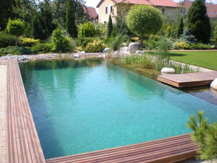 Biobazény, kúpacie jazierka, bazény, biobazén
