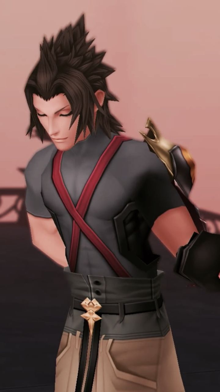 Terra - He is one of my fictional hubby ;D (yup there are others too)