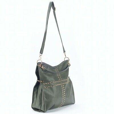 Photo of WOMEN'S HANDBAG XXL SHOPPER Shoulder Bag Shoulder Bag Pouch Leather Look BA …