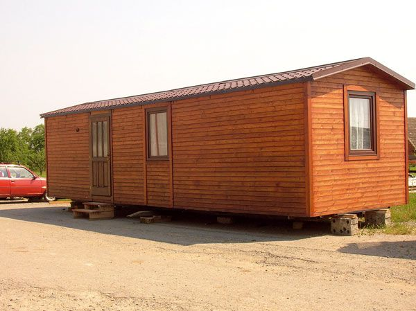small wood house 1