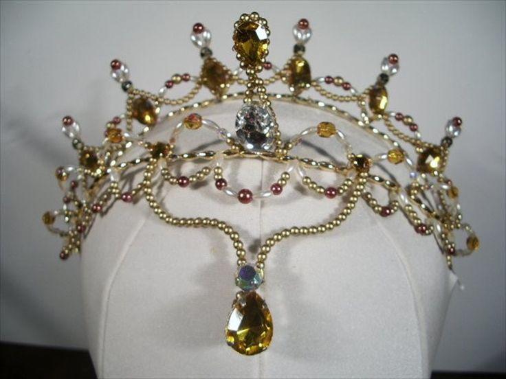 Odalisque Headpiece