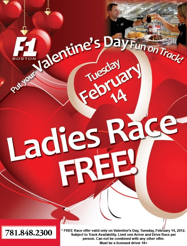 valentines night race 2014