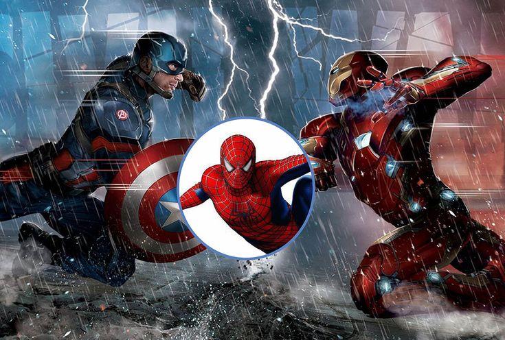 Robert Downey Jr. entrega aparição de Homem-Aranha em 'Capitão América: Guerra Civil' >> http://glo.bo/1IIKZGZ