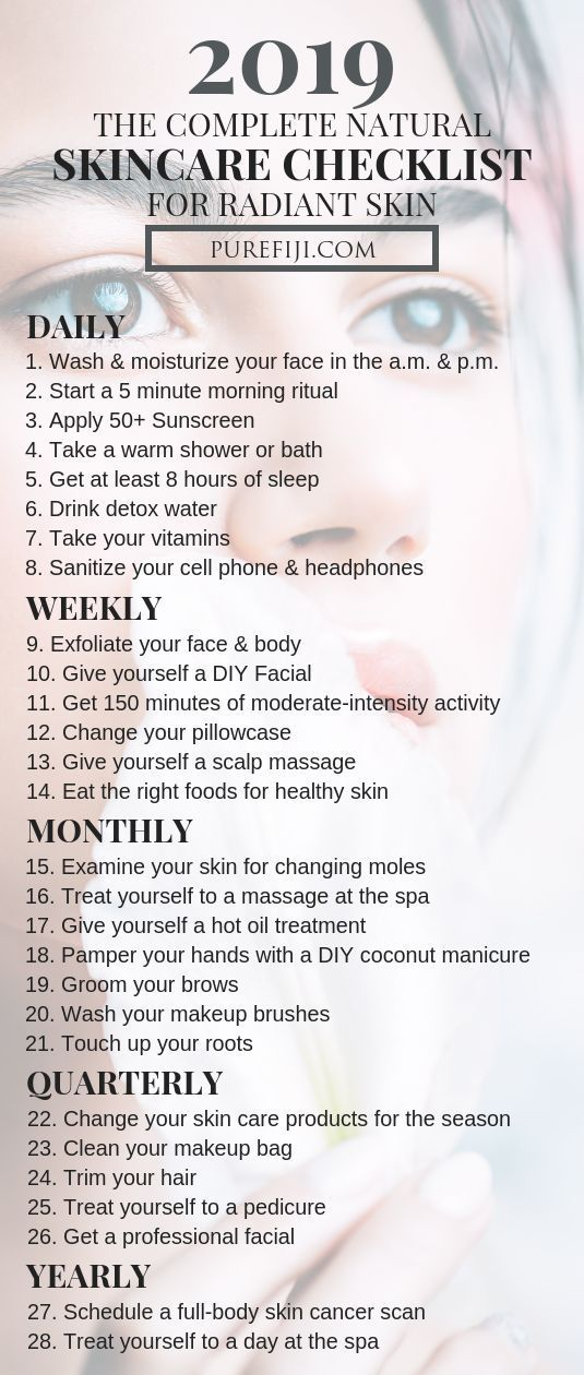 Der komplette DIY Natural Skincare Guide für strahlende Haut – hair care