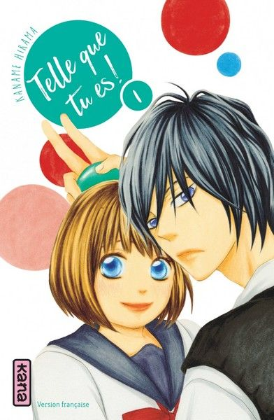 #TellequeTues #manga #editionsKana #février2016 #shôjô #kanameHirama #parution