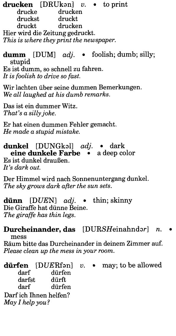 738 best German Language images on Pinterest | Learn german, German ...