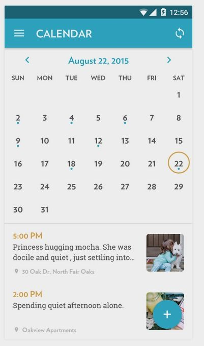 Journey (Diary, Journal) – Applications Android sur GooglePlay