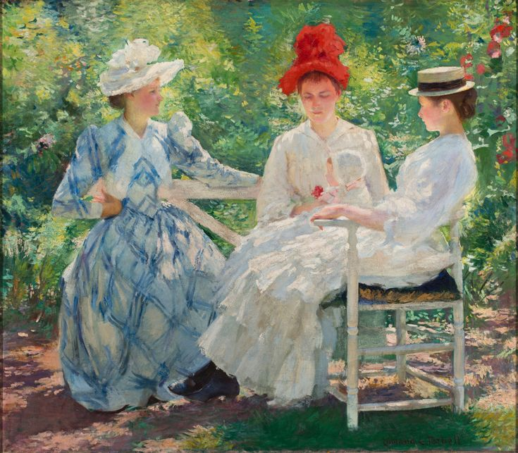American Impressionism A New Vision Exhibition Giverny 2014