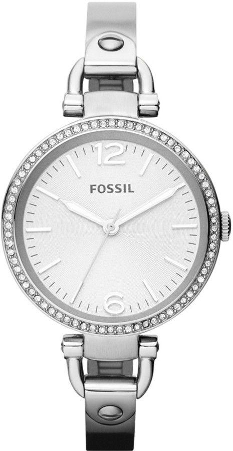 ES3225 - Authorized Fossil watch dealer - LADIES Fossil GEORGIA, Fossil watch, Fossil watches