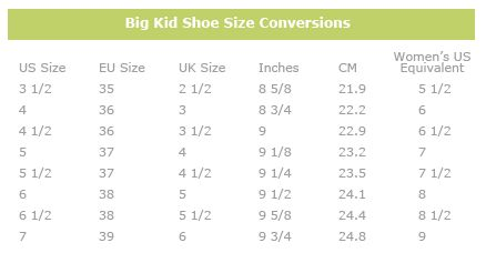 Save Big by Buying Kids' Size Shoes (That Look and Fit Just Like Women's!) | | The Krazy Coupon Lady