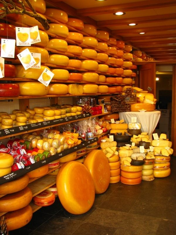 Good Lord, it's the Gouda heaven!