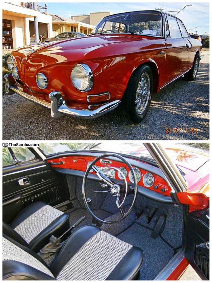 '67 Type 34 | The Samba