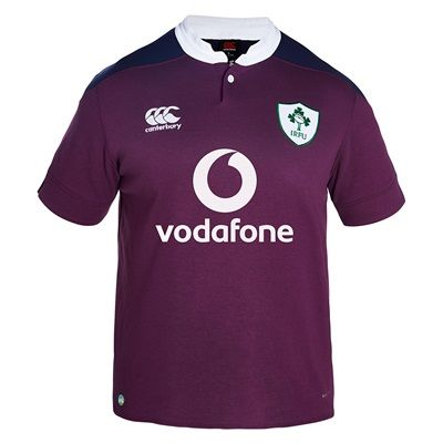 Ireland Rugby Alternate Classic Rugby Shirt: Ireland Rugby Alternate Classic Rugby Shirt The Ireland Rugby Alternate Classic Rugby Shirt…