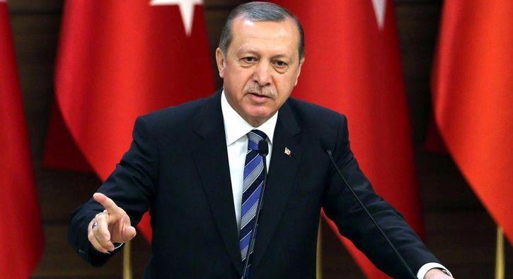 #GÜNDEM Cumhurbaşkanı Erdoğan'dan Rusya ve ABD'ye YPG tepkisi: Cumhurbaşkanı Erdoğan katıldığı canlı yayında Rusya ve ABD'nin terör örgütü…