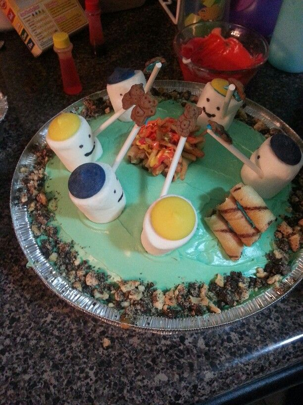 54 Best Images About Cub Scout Bake Off Ideas On Pinterest