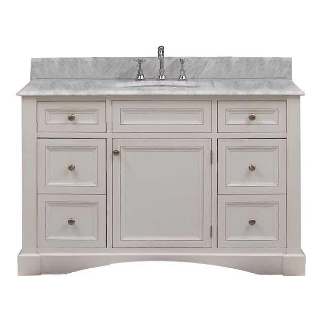 Possible Rehab Of Master Vanity Paint White Marble Top New Faucet Decor