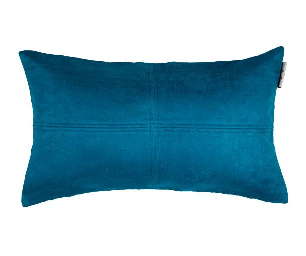 Coussin - MONTANA - Coussin bleu 28 x 47 cm
