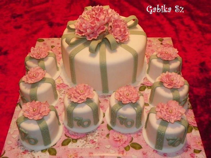 22 best 70th birthday cakes images on Pinterest 70 birthday cake
