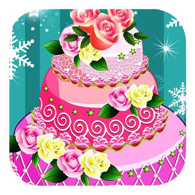 #NEW #iOS #APP Princess Cake Shop - Cake Maker Game - fei huang