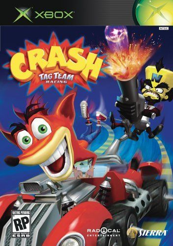 Xbox Crash Team Racing