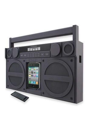ip4 Portable Boombox by iHome on Gilt Home