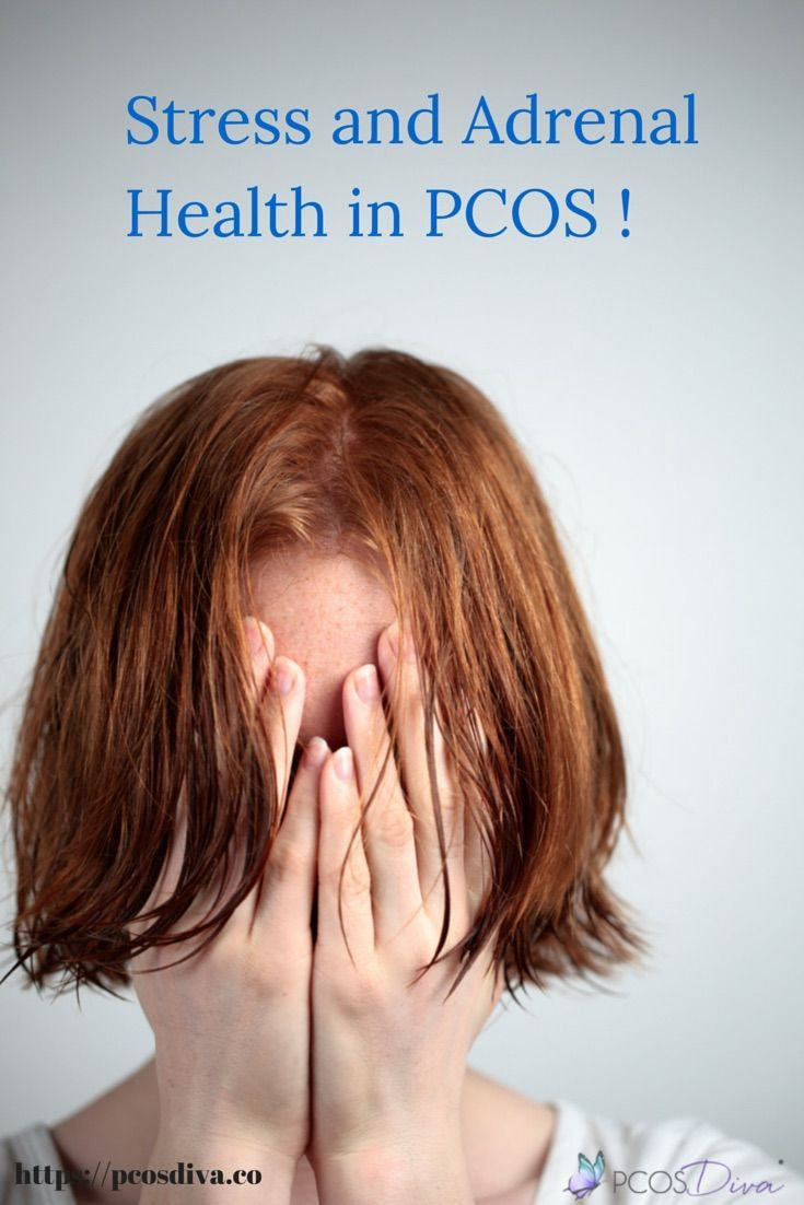Stress and Adrenal Health in PCOS