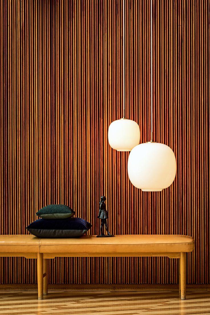 VL45 Radiohus Pendant • Danish Design by: Vilhelm Lauritzen • Louis Poulsen
