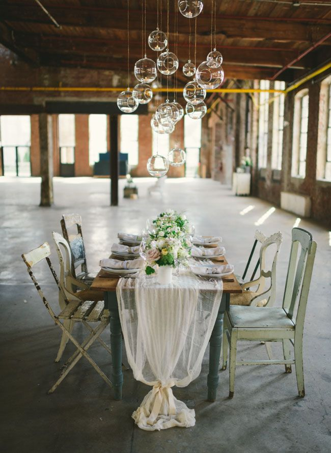 NINA weddings | Industriële Bruiloft - NINA weddings