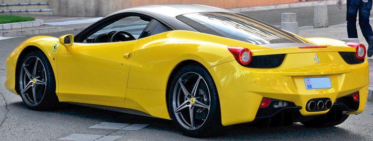 Ferrari 458 Italia - Flickr - Alexandre Prévot (31) (cropped) - Ferrari 458 - Wikipedia