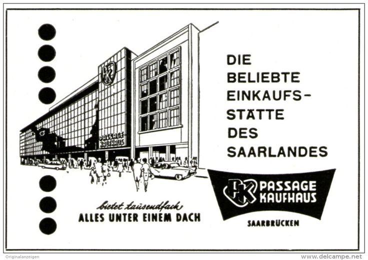 Passage Saarbrücken