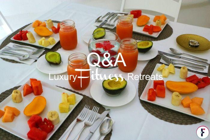 Most Asked Questions - Luxury Fitness Retreats | FIT & Flirty #luxuryfitnessretreats