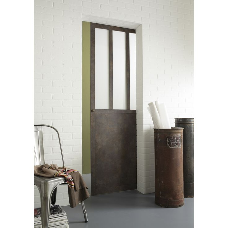 17 best images about portes coulissantes on pinterest for Porte 70 cm leroy merlin