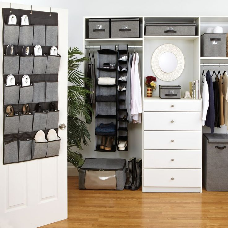 Closet Organizers At Kohlu0027s   Get The Most Out Of Your Space With This  Kennedy Home Collection Storage System.